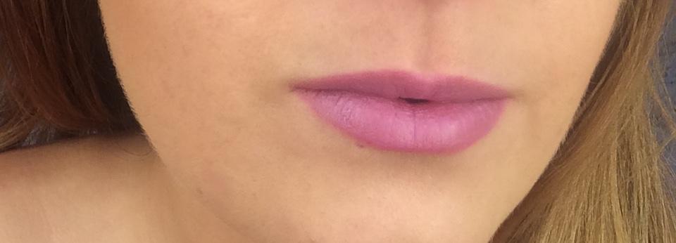 ThroughNewEyesx Mac Osbournes Limited Edition Lipstick Dodgy Girl Swatch