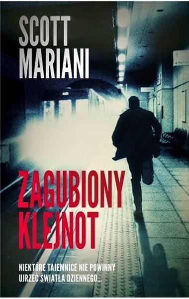 """67. """"Zagubiony klejnot"""" Scott Mariani"""