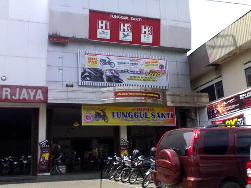 Honda Tunggul Sakti Semarang