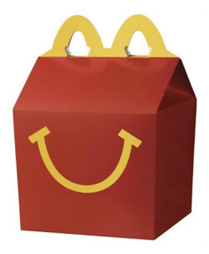 McDonald's Happy Meal Despicable Me 2