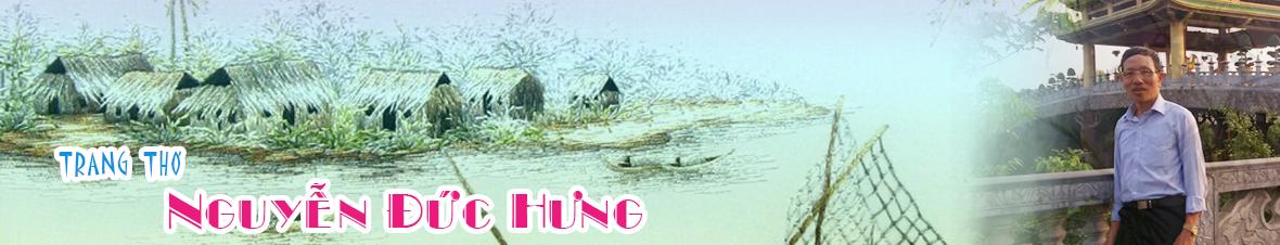 Trang thơ Nguyễn Đức Hưng