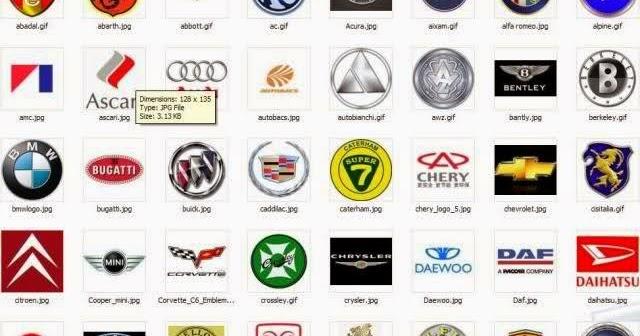 American Car Logos And Names