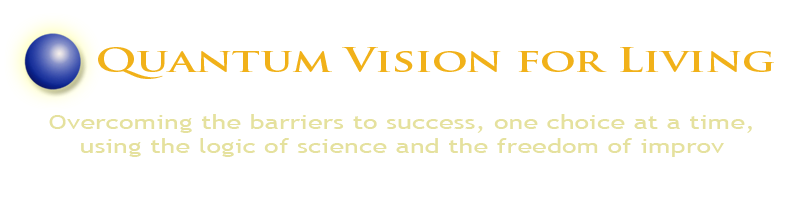 Quantum Vision for Living