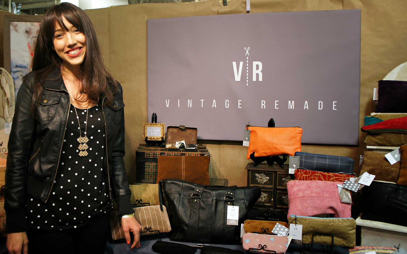 Vintage Remade Feature & GIVEAWAY! on Shop Small Saturday Showcase at Diane's Vintage Zest!