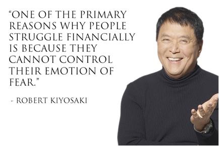 Future Business of 21st Century: ROBERT T KIYOSAKI QUOTES