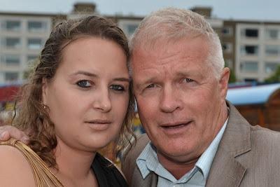 Virginia van Eck (21) zwanger van Peter Jan Rens (63)