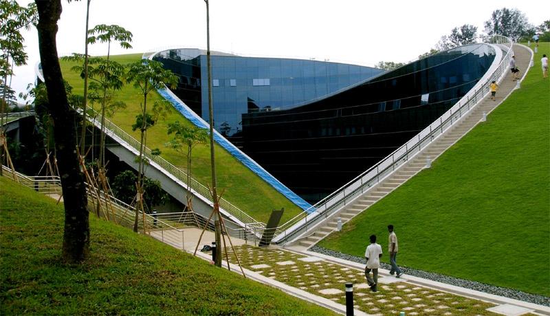 UNIVERSIDAD TECNOLÓGICA DE NANYANG, SINGAPUR