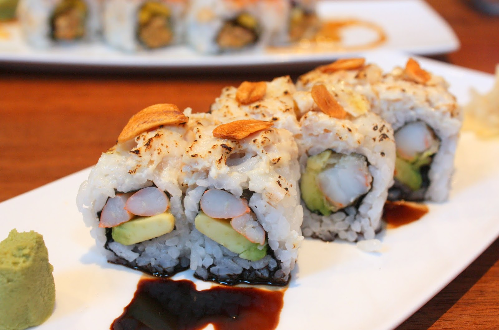 Blowfish Restaurant - Food Junkie Chronicles