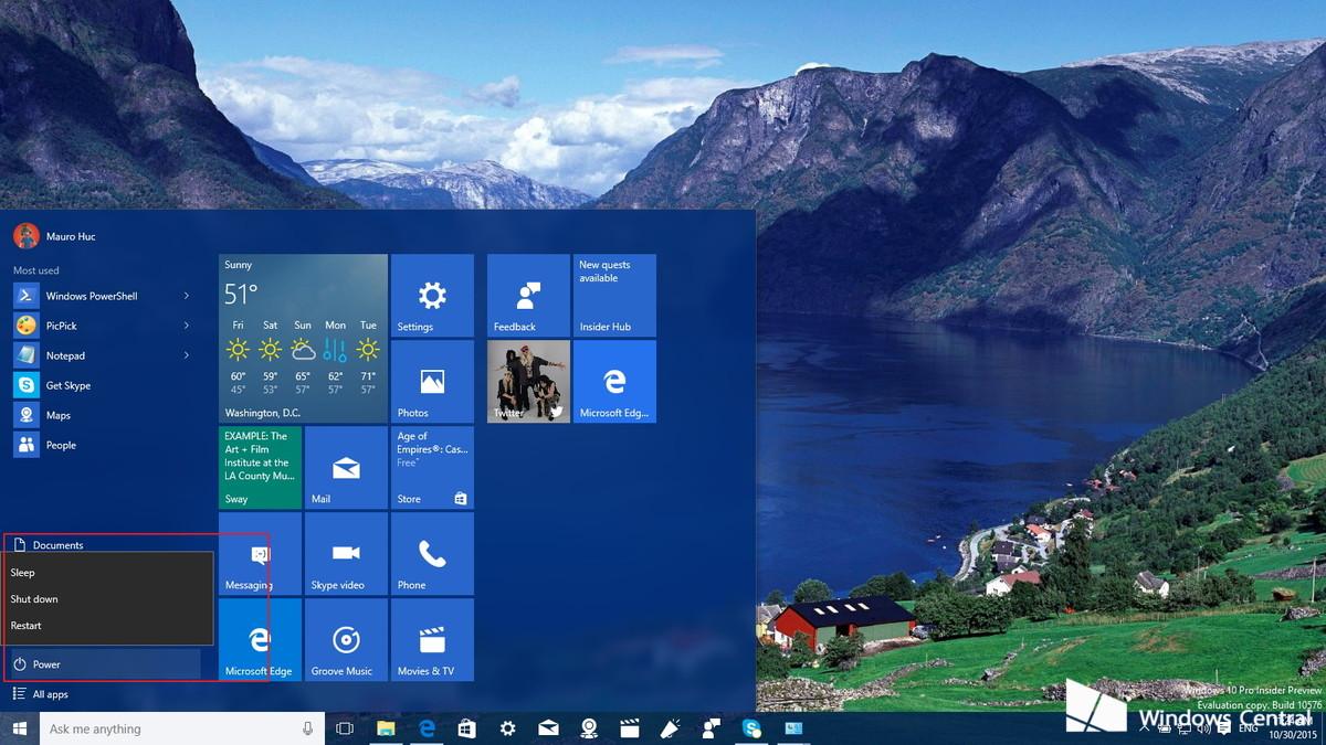 не листаются фото windows 10