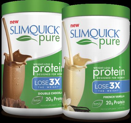 Slimquick Powder Drink Mix