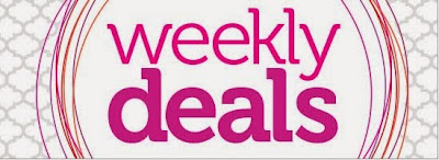 WEEKLY DEALS ON WEDNESDAYS