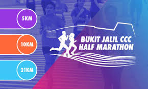 Bukit Jalil CCC Run 2018 - 3 November 2018