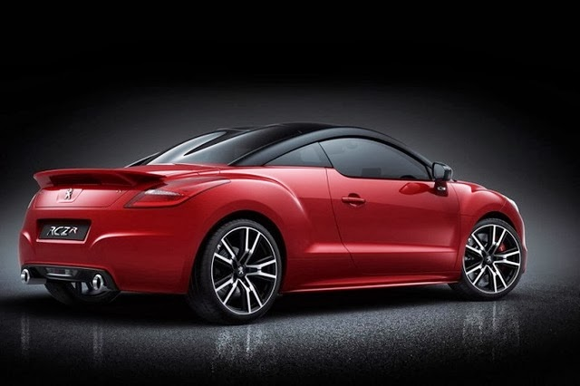 2013 peugeot rcz red sports car wallpaper gallery download wallpaperautocars. Black Bedroom Furniture Sets. Home Design Ideas