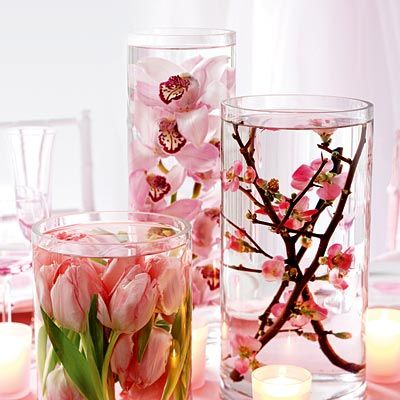 Cheap Centerpiece Vases