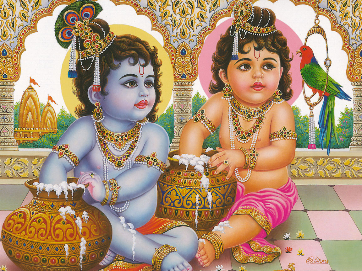 Top Wallpaper High Quality Lord Krishna - krishna-balarama-picture-wallpaper  Perfect Image Reference_973530.jpg