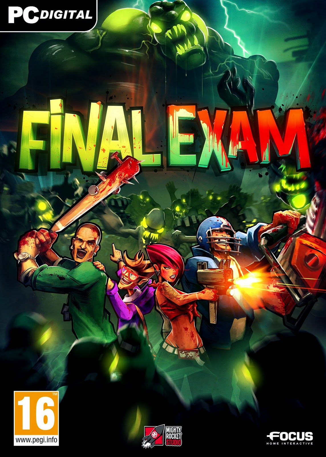 Final Exam Game PC Full