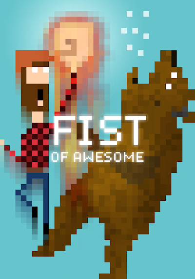 Press Start - Fist of Awesome