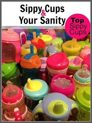 Sippy Cups and Your Sanity - Top Sippy Cups for Toddlers