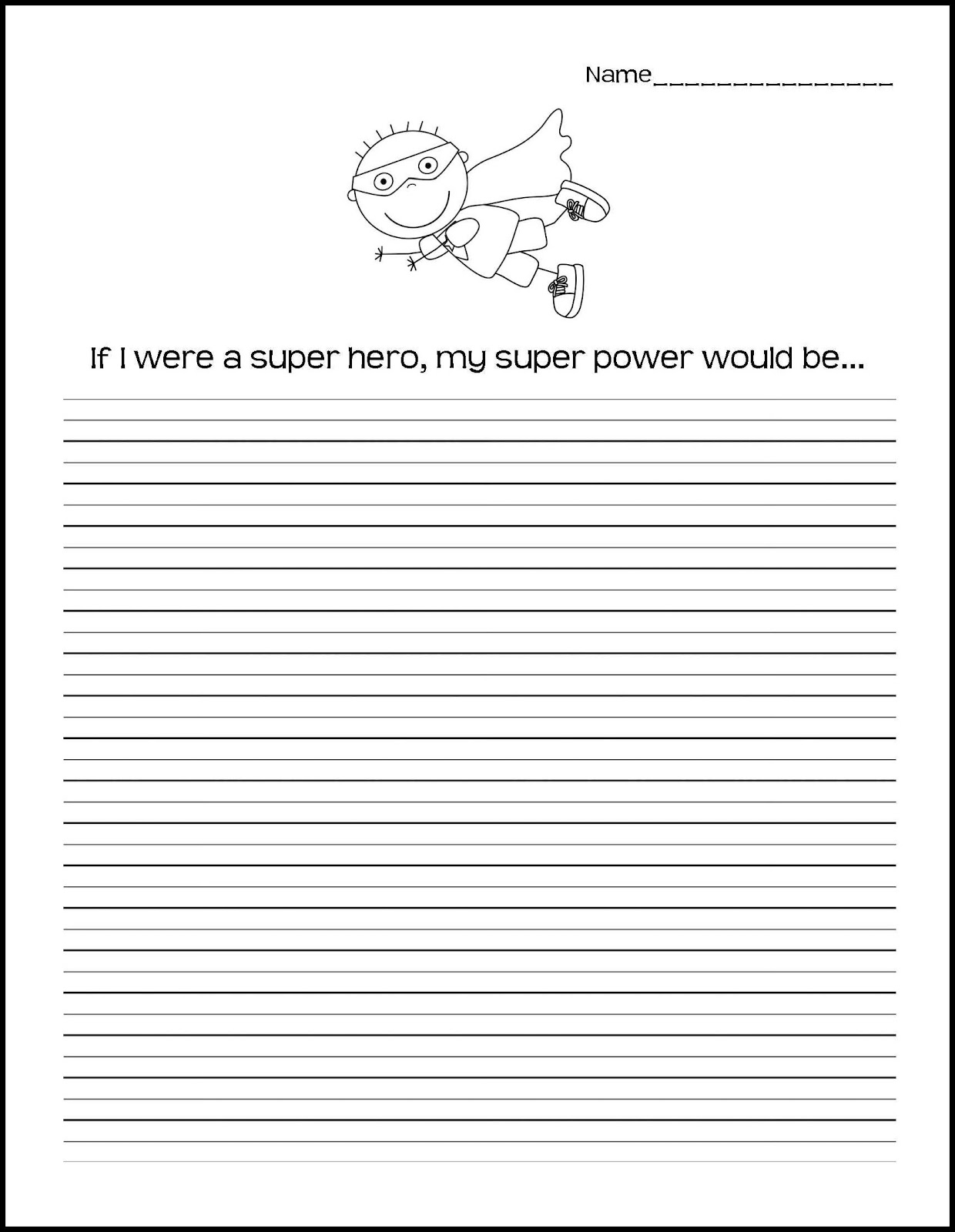 printable essay writing paper Lined paper in pdf format lined paper this printable lined paper is available with various line widths,  low vision writing paper.