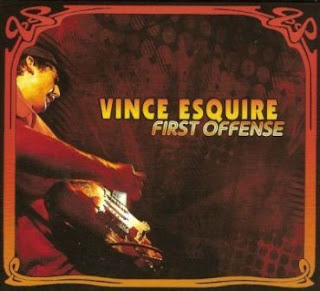 Vince Esquire - First Offense 2012