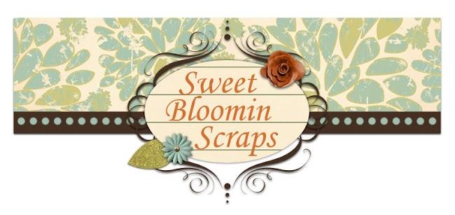 Sweet Bloomin Scraps