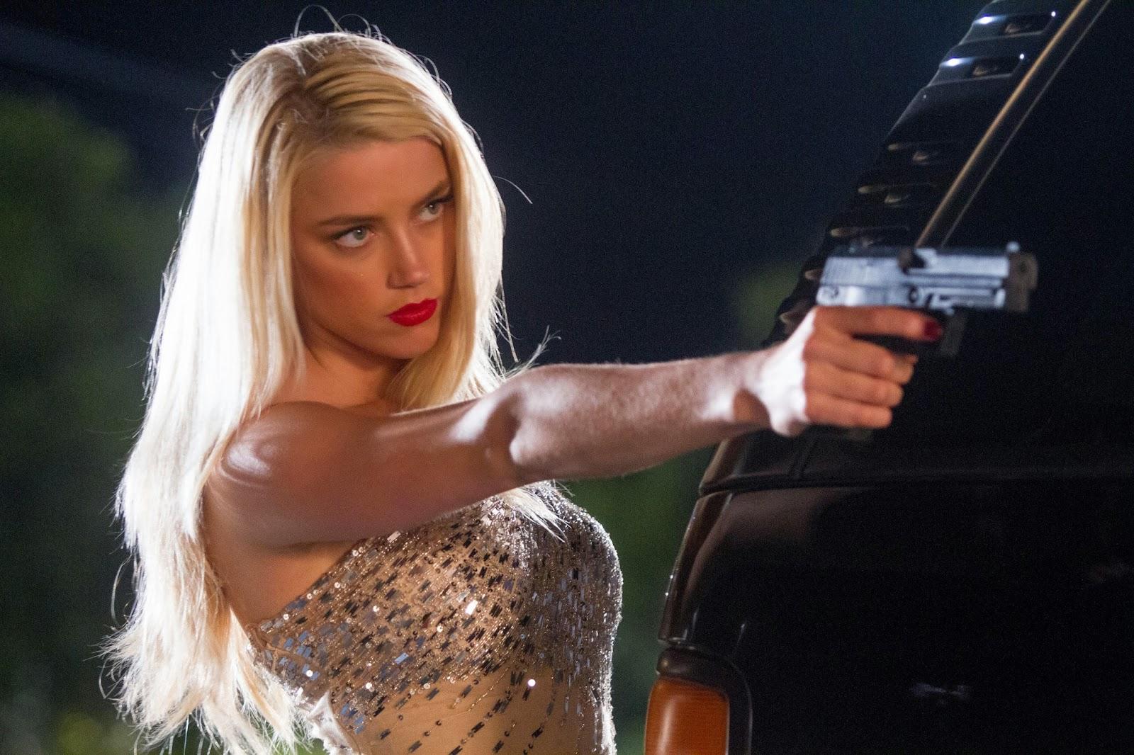 machete kills amber heard wallpapers - Machete Kills Amber Heard HD desktop wallpaper