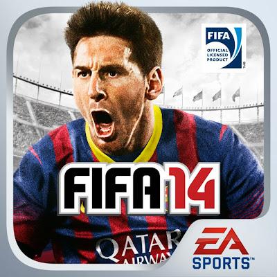 Descargar gratis FIFA 14 v1.3.2 Apk + Datos Android (Mod full)