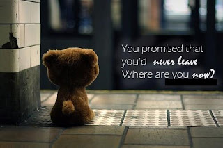 you primised to Love Quote and Saying
