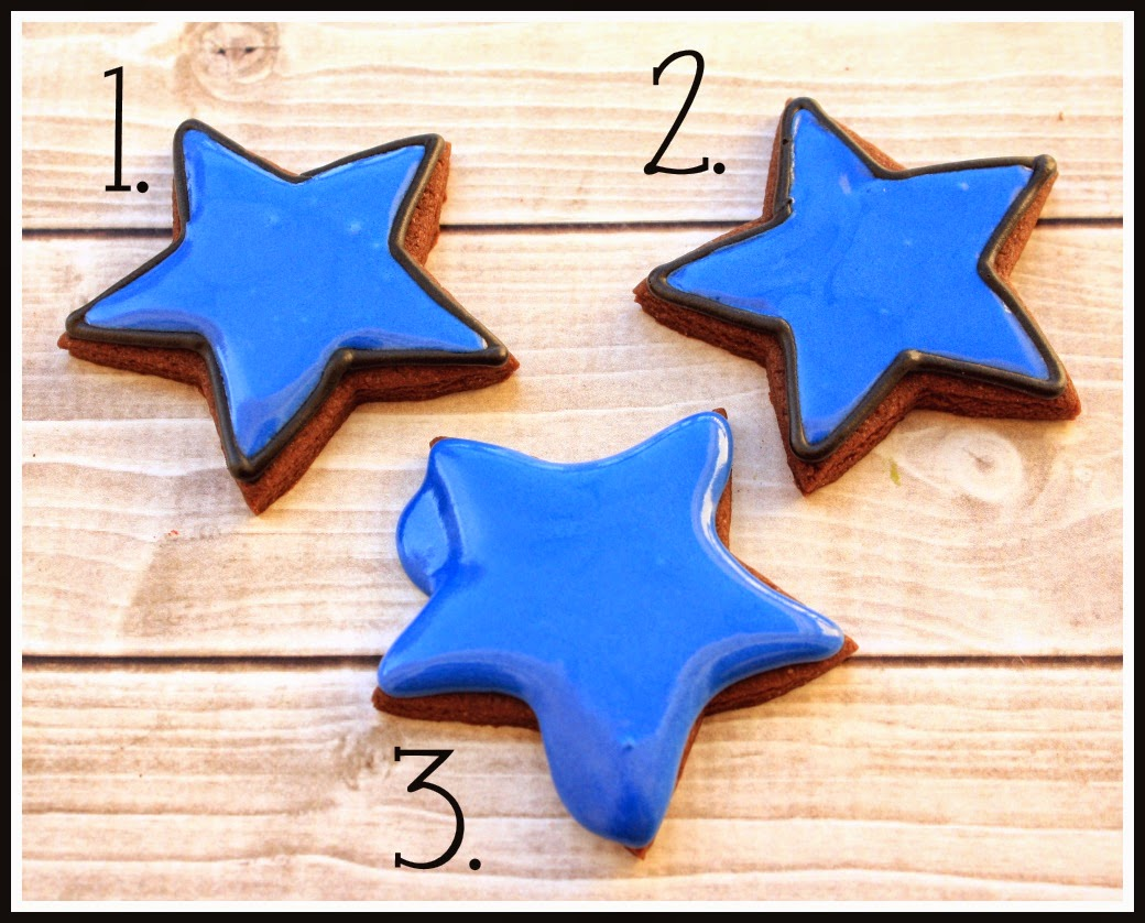 quick tip tuesday -- 3 ways to tell if your icing is too thin