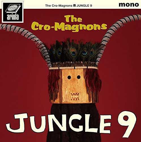 [Album] ザ・クロマニヨンズ – JUNGLE 9 (2015.10.21/MP3/RAR)