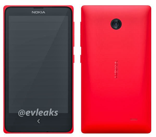 "Nokia ""Normandy"" -Android-Based From Nokia?"