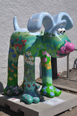 Blossom Gromit (side view)