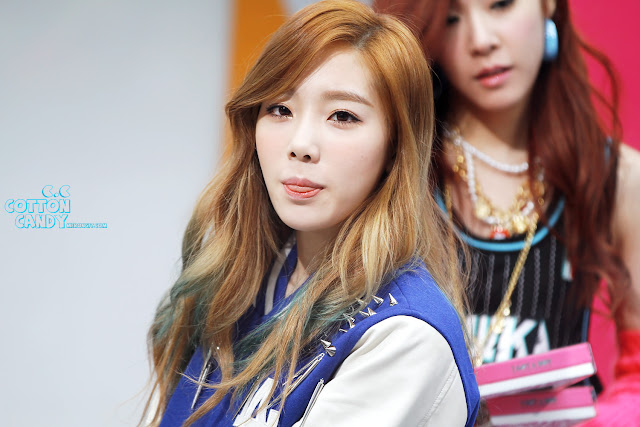 "SNSD TAEYEON 2013 Backstage Comeback ""I Got a Boy"""