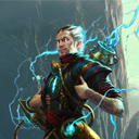 Ral Zarek Chrome Theme Icon