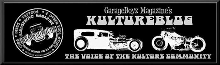 GarageBoyz Magazine's Kulture Blog