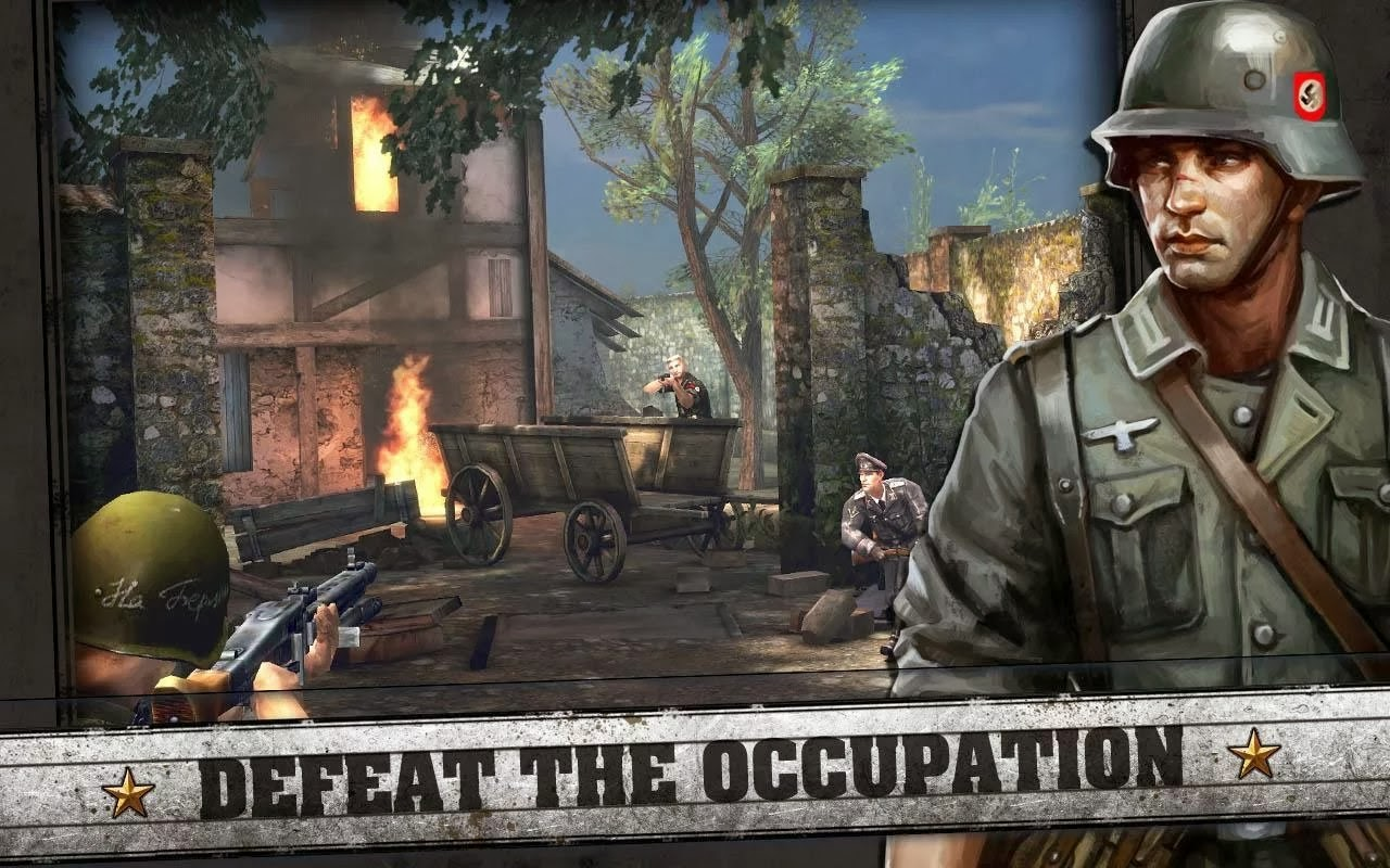 Day – Games for Android – Free download. Frontline Commando: D ...