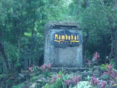Mambukal Entrance