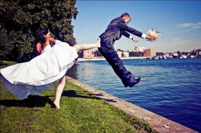 بالصور أجدد صيحات التصوير في صور الزفاف صور مبتكره ورائعه جدا 8 10/3/2014 - 2:31 ص