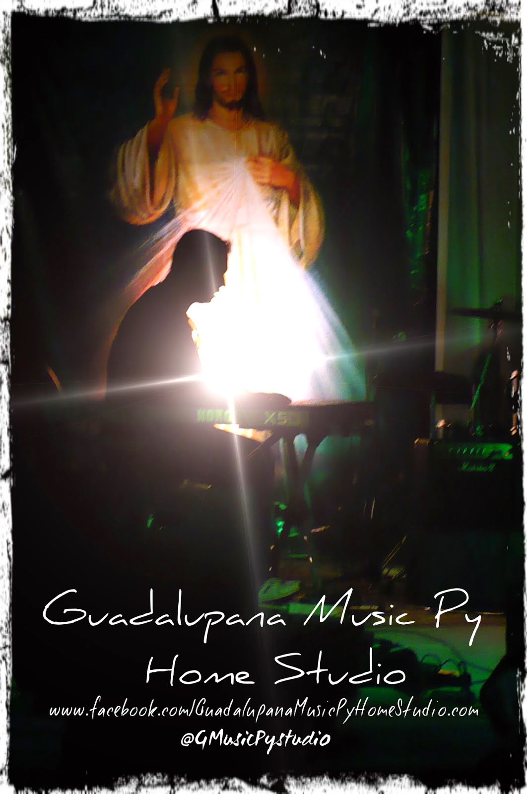 Guadalupana Music Py-HomeStudio