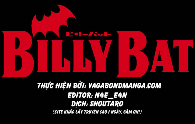 Billy Bat Chương 56