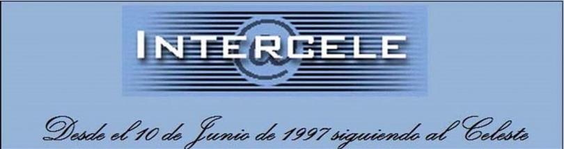 INTERCELE - Desde el 10 de Junio de 1997 junto al Hincha Celeste