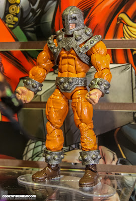Hasbro 2013 Toy Fair Display Pictures - Marvel Legends - Bulldozer