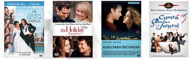 Comedia Romántica - Promociones El Mundo