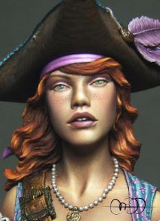Anne Bonny por Pepa Saavedra