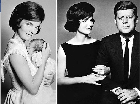 Famous Engagement Rings: Jacky O And JFK