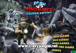 Jugar Ivan VS Mutants - www.crazyjuegos.net