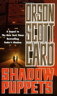 Worthy of Note: Orson Scott Card: Shadow Puppets