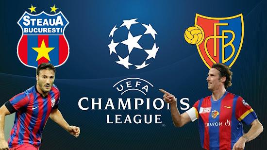 Steaua Basel Digisport 1 pe internet 06.11.2013