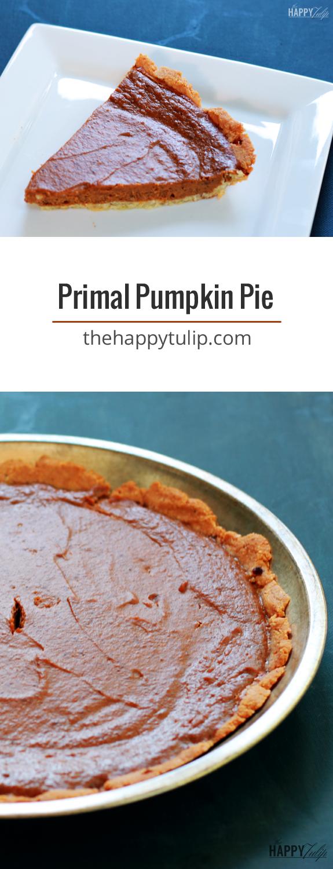 primal paleo pumpkin pie