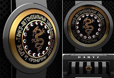 SUV Dartz Prombron Dragão Negro